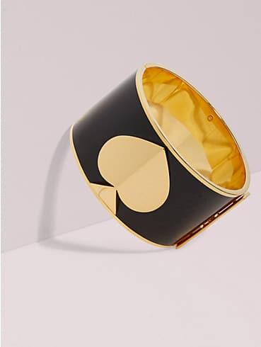 heritage spade statement bangle, , rr_productgrid