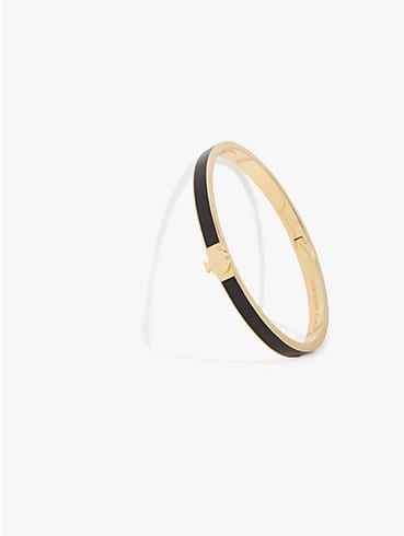 heritage spade thin enamel bangle, , rr_productgrid