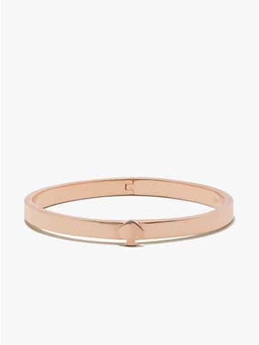 heritage spade thin metal button bangle, , rr_productgrid