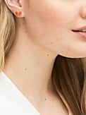 heritage spade small heart studs, , s7productThumbnail