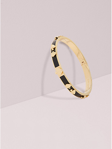 heritage spade enamel multi bangle, , rr_productgrid