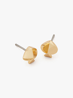 legacy logo spade studs by kate spade new york non-hover view