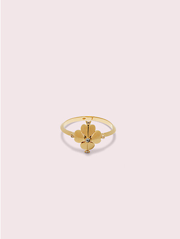 legacy logo spade flower ring, , rr_productgrid