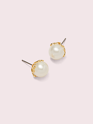 pearlette small studs by kate spade new york non-hover view