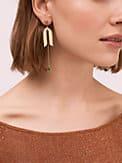 modern icon linear earrings, , s7productThumbnail