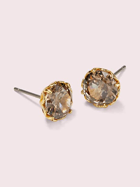 that sparkle round earrings by kate spade new york