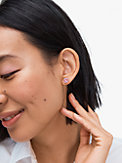that sparkle round earrings, , s7productThumbnail