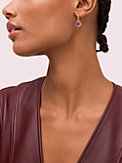 reflecting pool pavé round drop earrings, , s7productThumbnail
