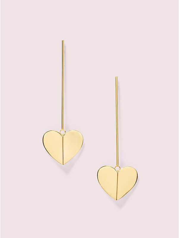heritage spade linear earrings, , rr_large