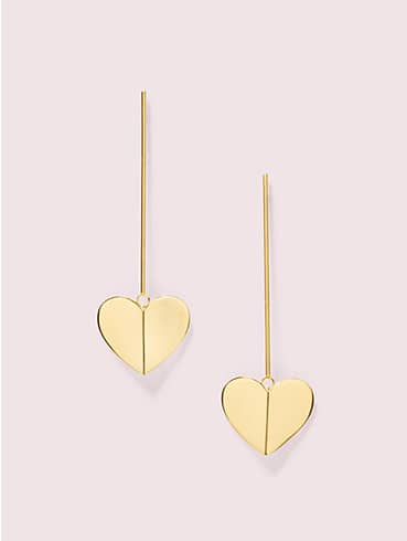 heritage spade linear earrings, , rr_productgrid