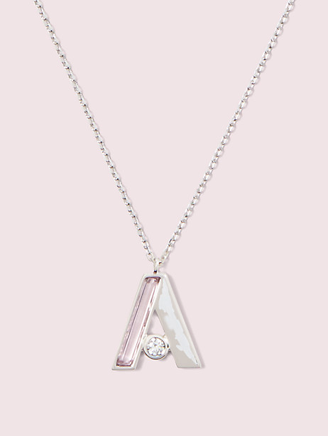 truly yours initial pendant by kate spade new york