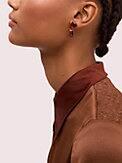 geo gems double drop earrings, , s7productThumbnail