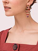 geo gems statement earrings, , s7productThumbnail