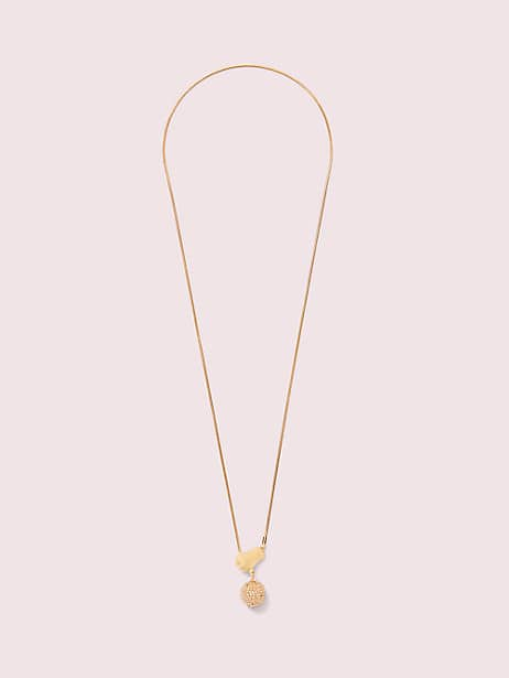 house cat paw necklace by kate spade new york