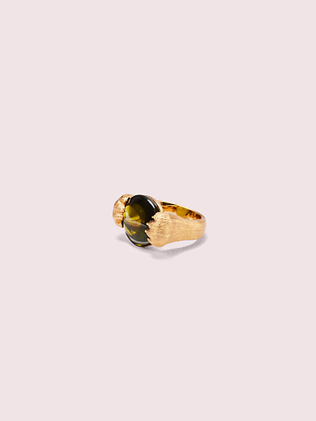 house cat double paw ring by kate spade new york