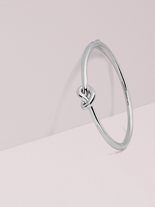 loves me knot bangle by kate spade new york non-hover view