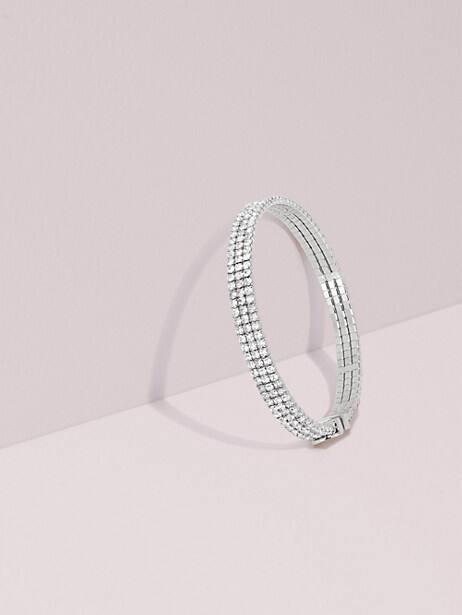 brilliant statements thin bracelet by kate spade new york