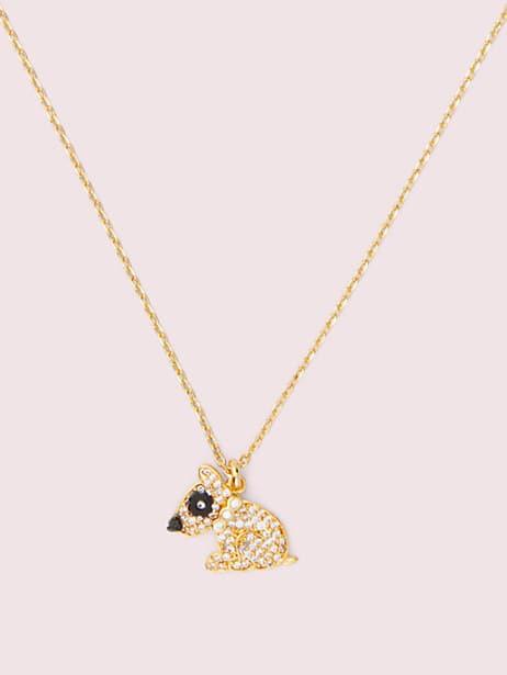 milo mini pendant by kate spade new york