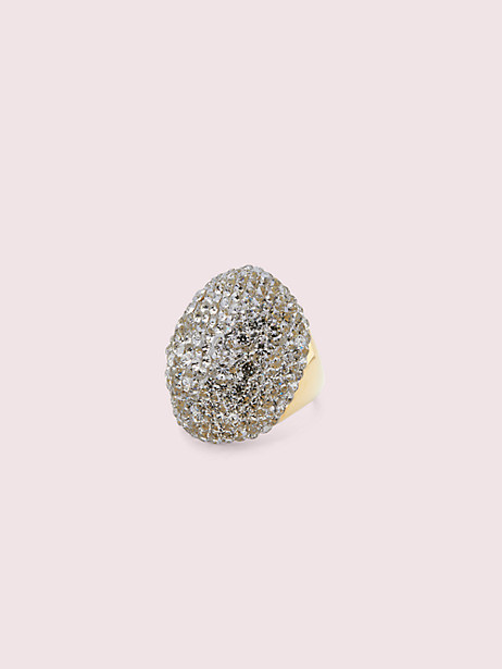 mood ring clay pavé ring by kate spade new york