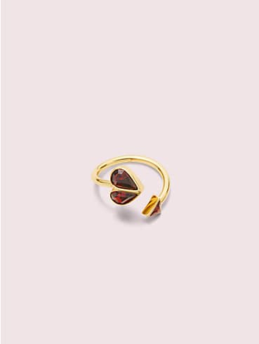 rock solid stone heart twist ring, , rr_productgrid