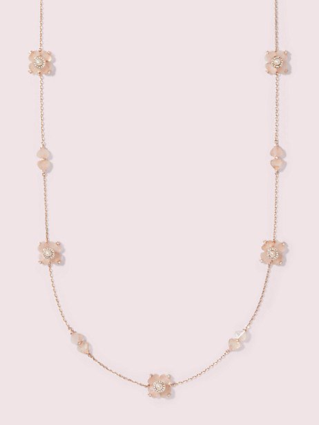 spade flower scatter necklace by kate spade new york