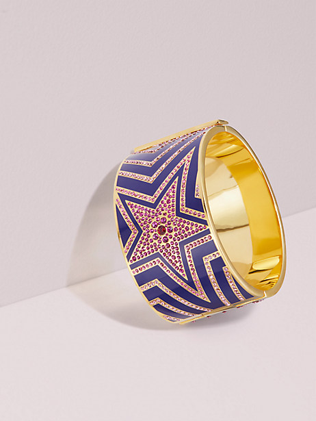 Star of the show statement bangle   Kate Spade New York