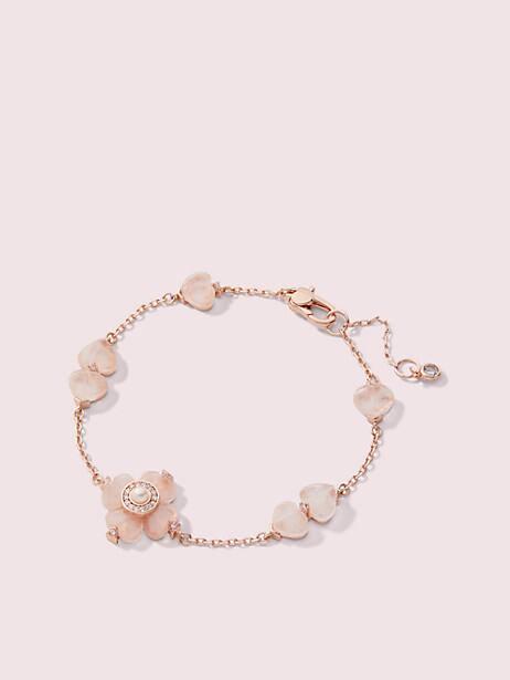 spade flower linear bracelet by kate spade new york