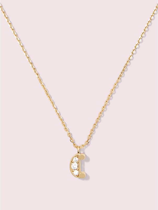 truly yours c mini pendant, , rr_large
