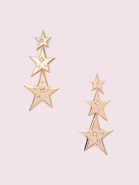 star of the show statement linear earrings by kate spade new york