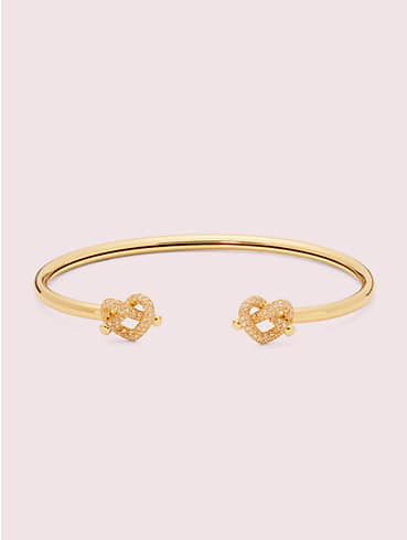 loves me knot pavé flex cuff, , rr_productgrid