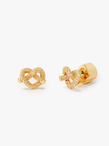 pave mini studs by kate spade new york