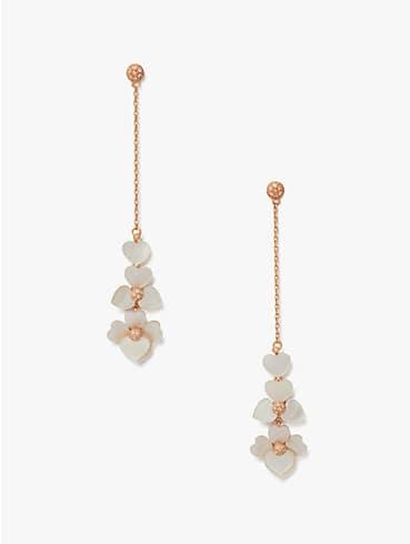 precious pansy linear earrings, , rr_productgrid