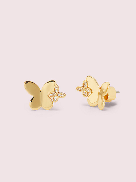in a flutter studs by kate spade new york