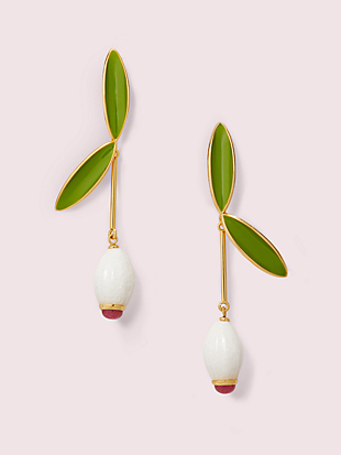 best buds linear earrings by kate spade new york non-hover view
