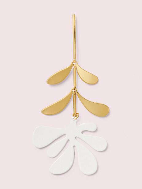 Botanical garden linear earrings | Kate Spade New York