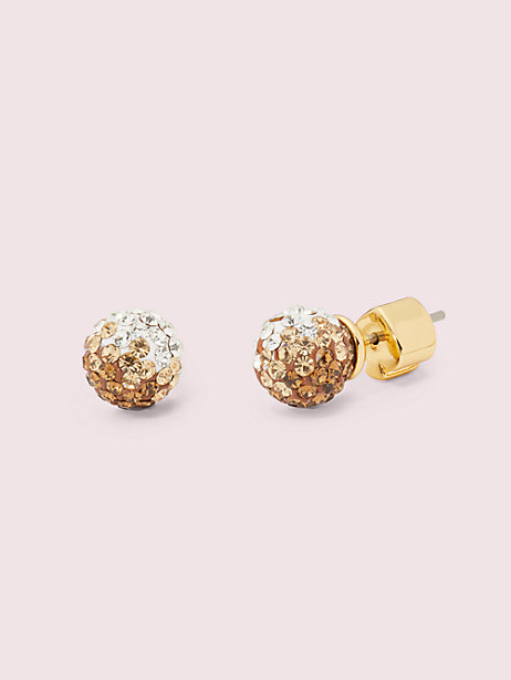 brilliant statements mini studs by kate spade new york