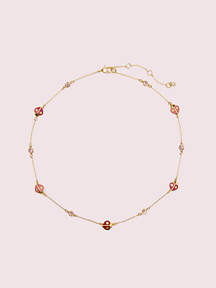 animal party ladybug necklace by kate spade new york non-hover view