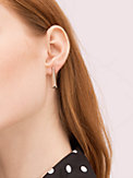 faceted bar drop earrings, , s7productThumbnail