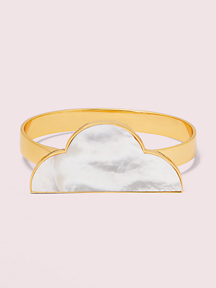 into the sky cloud cuff by kate spade new york non-hover view