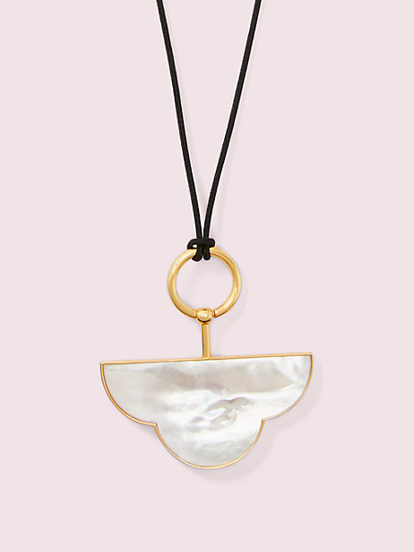 into the sky cloud pendant by kate spade new york