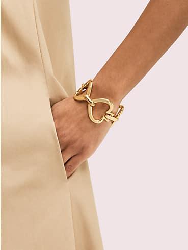 spade link statement bracelet, , rr_productgrid