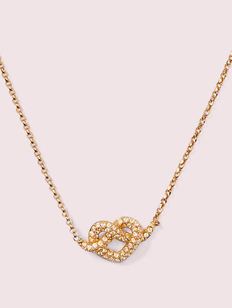 pave mini pendant by kate spade new york