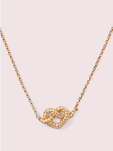 loves me knot pavé mini pendant, , rr_productgrid