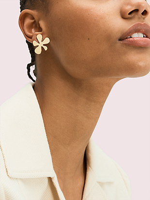 botanical garden studs by kate spade new york hover view