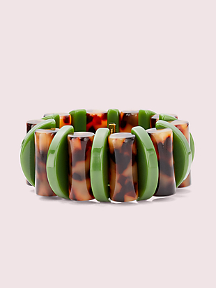 urban jungle stretch bracelet by kate spade new york non-hover view