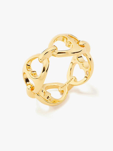 duo link ring by kate spade new york