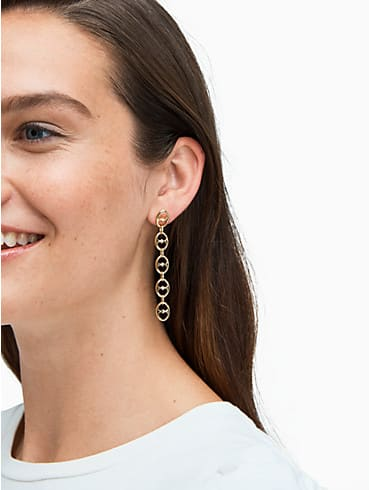 duo link statement linear earrings, , rr_productgrid