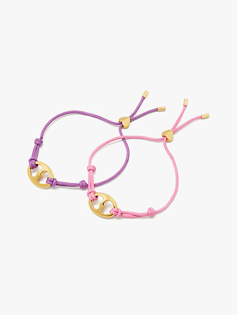 cord bracelet set by kate spade new york