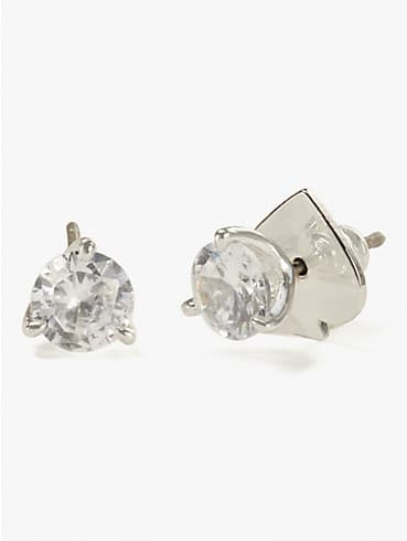 brilliant statements tri-prong studs, , rr_productgrid