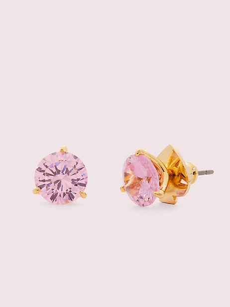 brilliant statements tri-prong studs by kate spade new york